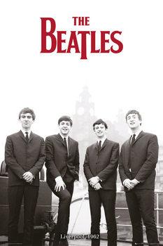 Plakat The Beatles - Liverpool 1972