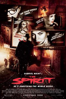 Plakat THE SPIRIT - one sheet