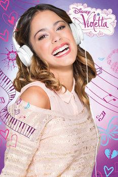Plakat VIOLETTA - Violetta