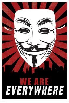 Plakat We are everyone