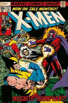 Plakat X-Men - Magneto Triumphant