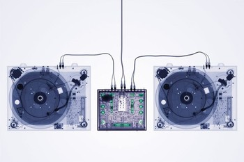 Plakat X-Ray Decks