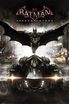 Batman Arkham Knight - Teaser pósters   láminas   fotos