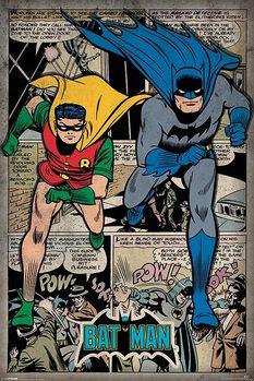 Batman - Comic Montage pósters | láminas | fotos