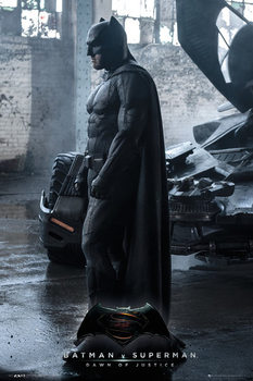 Batman v Superman: Dawn of Justice - Batman pósters | láminas | fotos