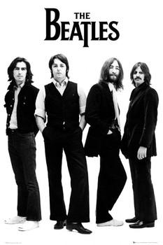 Beatles - white pósters | láminas | fotos