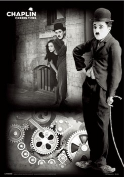 CHARLIE CHAPLIN - times posters | photos | images | pictures