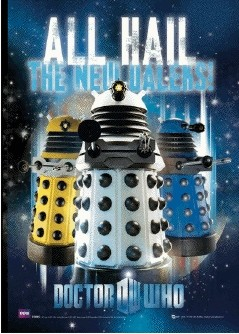 DOCTOR WHO - daleks  posters | photos | images | pictures