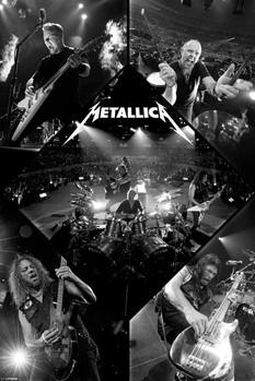 Metallica - live pósters | láminas | fotos