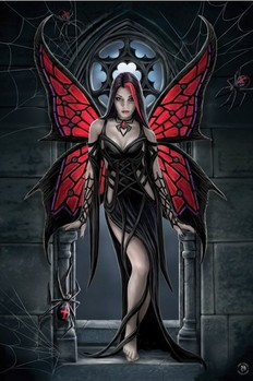 ANNE STOKES - aracnafaria posters | art prints