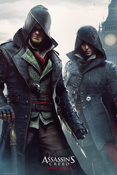 Assassin's Creed Syndicate - Siblings Poster, Art Print