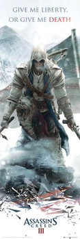 ASSASSINS CREED III - liberty posters | art prints