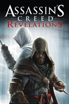 ASSASSINS CREED REVELATIONS - knives posters | art prints