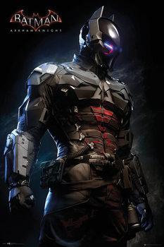 Batman Arkham Knight - Arkham Knight Poster, Art Print