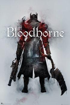 Bloodborne - Key Art Poster, Art Print