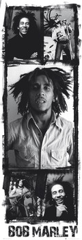 BOB MARLEY - photo collage posters | art prints