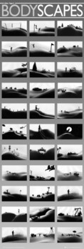 BODYSCAPES posters | art prints