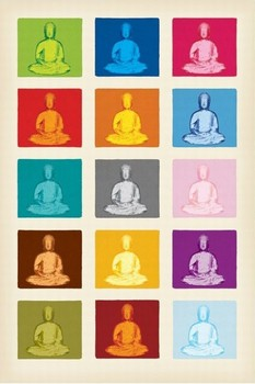 BUDDHA - pop art posters | art prints