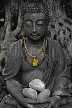 BUDDHA - stone posters | art prints