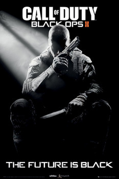 CALL OF DUTY BLACK OPS II - cover posters | art prints