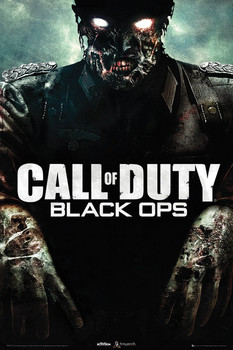 CALL OF DUTY BLACK OPS - zombie  posters | art prints