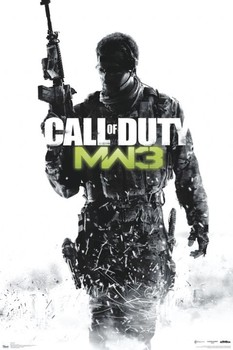 CALL OF DUTY MW3 - cover posters | art prints