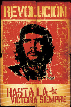 CHE GUEVARA - revolution posters | art prints