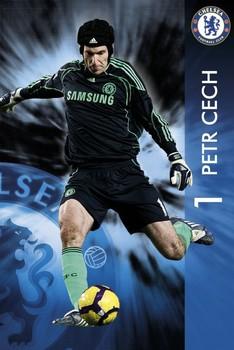 Chelsea - Petr Čech Poster, Art Print