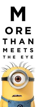 Despicable Me - More Than Meets The Eye Poster, Art Print