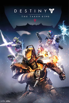 Destiny - Taken King Poster, Art Print