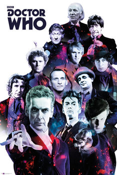 Doctor Who - Cosmos Poster, Art Print