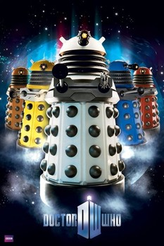 DOCTOR WHO - daleks posters | art prints