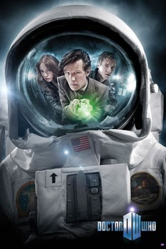 DOCTOR WHO - the impossible astronaut posters | art prints