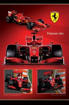 FERRARI - f60 posters | art prints