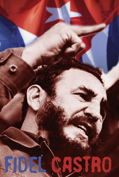 FIDEL CASTRO posters | art prints