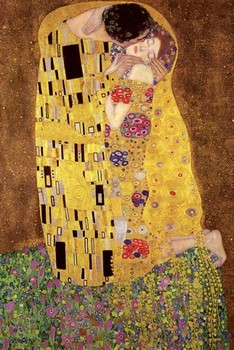 GUSTAV KLIMT - the kiss posters | art prints