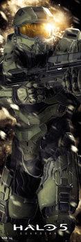 Halo 5 - Masterchief Poster, Art Print