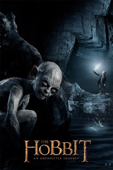 HOBBIT - gollum posters | art prints