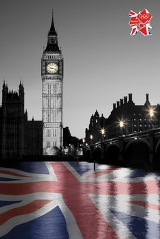 LONDON 2012 OLYMPICS - big ben posters | art prints