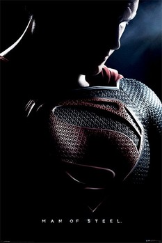 MAN OF STEEL - teaser posters | art prints