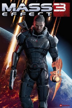 MASS EFFECT 3 posters | art prints