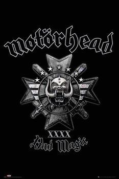 Motorhead - Bad Magic Poster, Art Print