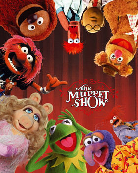 MUPPETS - cast posters | art prints