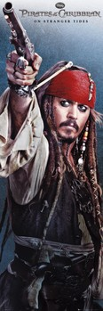 PIRATES OF THE CARIBBEAN 4 - jack posters | photos | pictures | images
