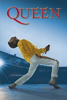QUEEN - wembley posters | art prints