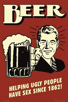 RETRO SPOOFS - beer  posters | art prints