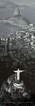 Rio de Janeiro Poster, Art Print