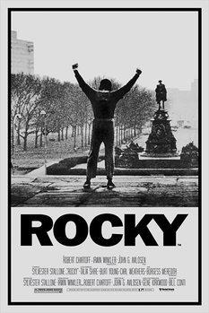 ROCKY 1 Poster, Art Print