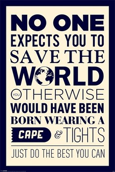 SAVE THE WORLD posters | art prints
