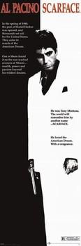 Scarface - one sheet Poster, Art Print